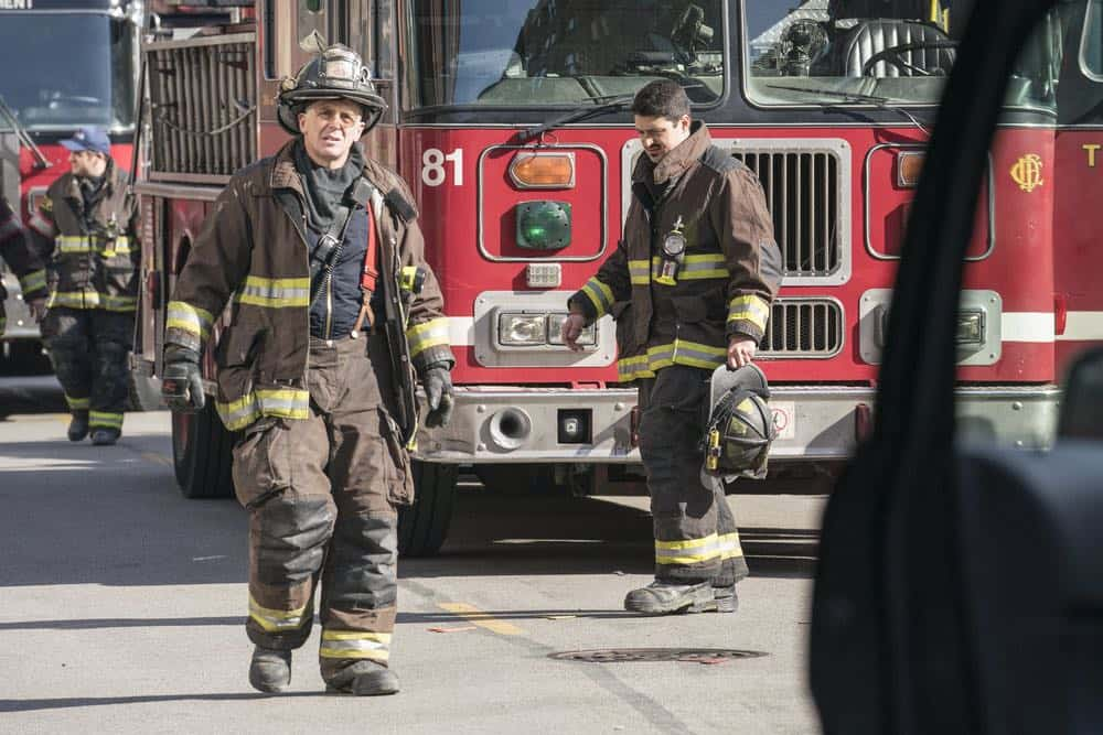 Chicago Fire Episode 21 Season 6 The Unrivaled Standard 05