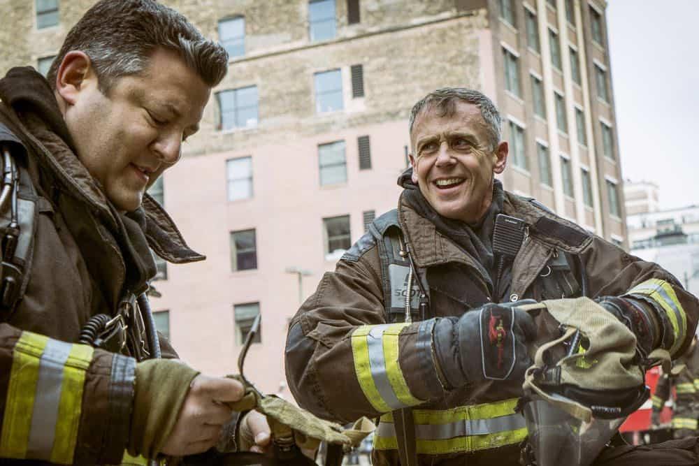Chicago Fire Episode 21 Season 6 The Unrivaled Standard 07