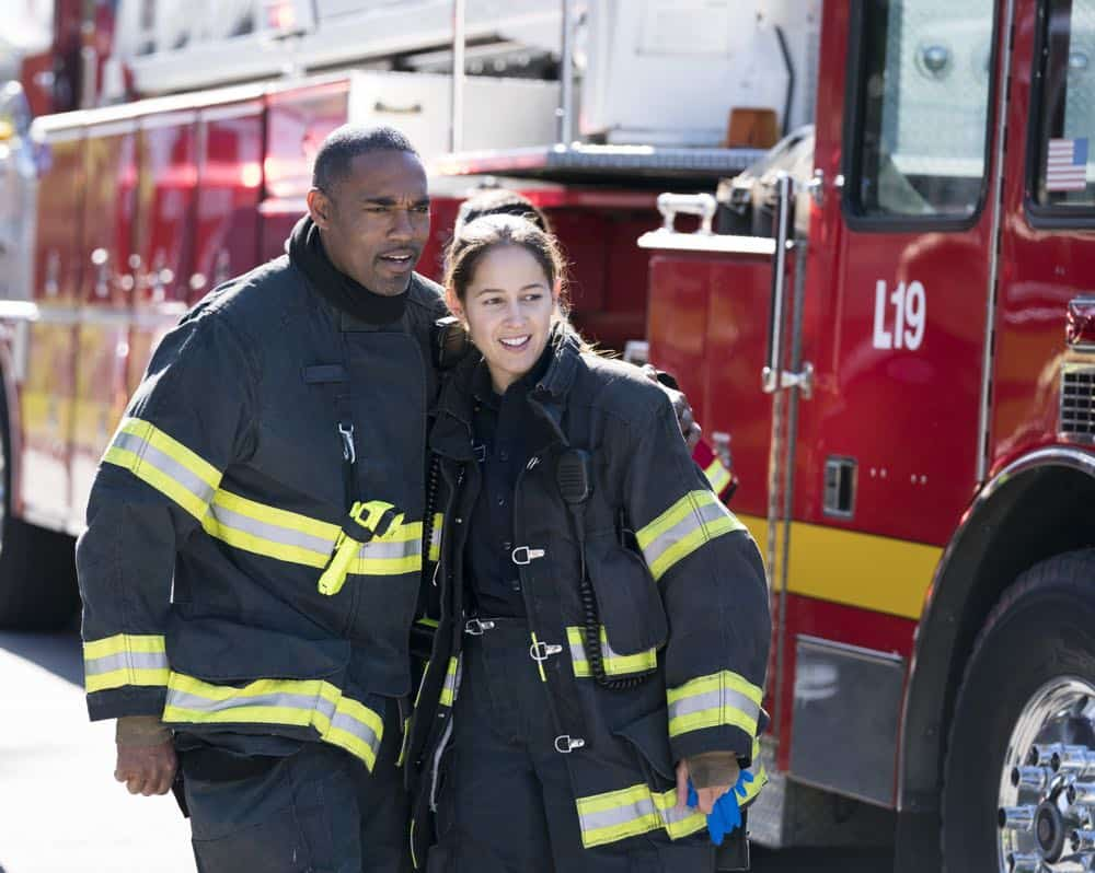 Station 19 Episode 8 Season 1 Every Second Counts 09