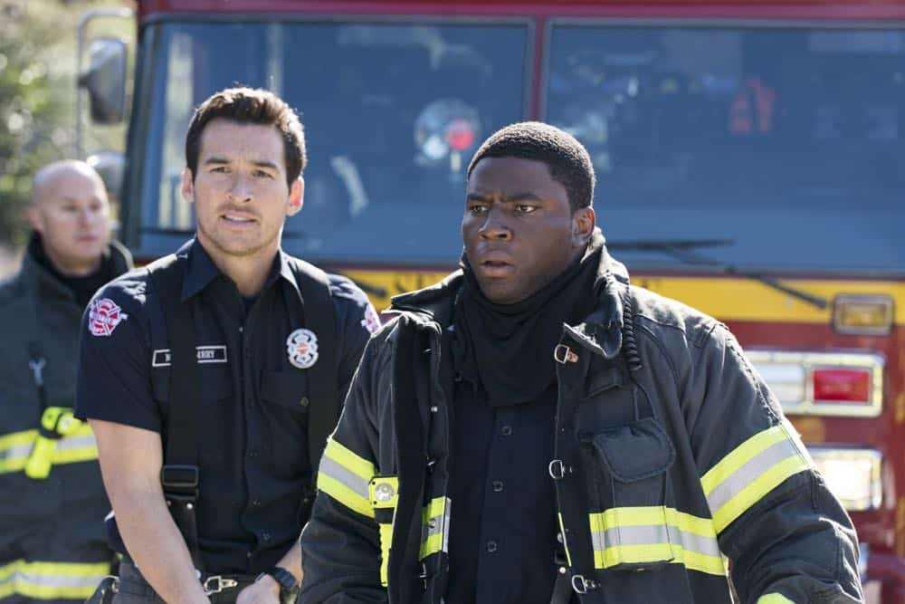 Station 19 Episode 8 Season 1 Every Second Counts 11