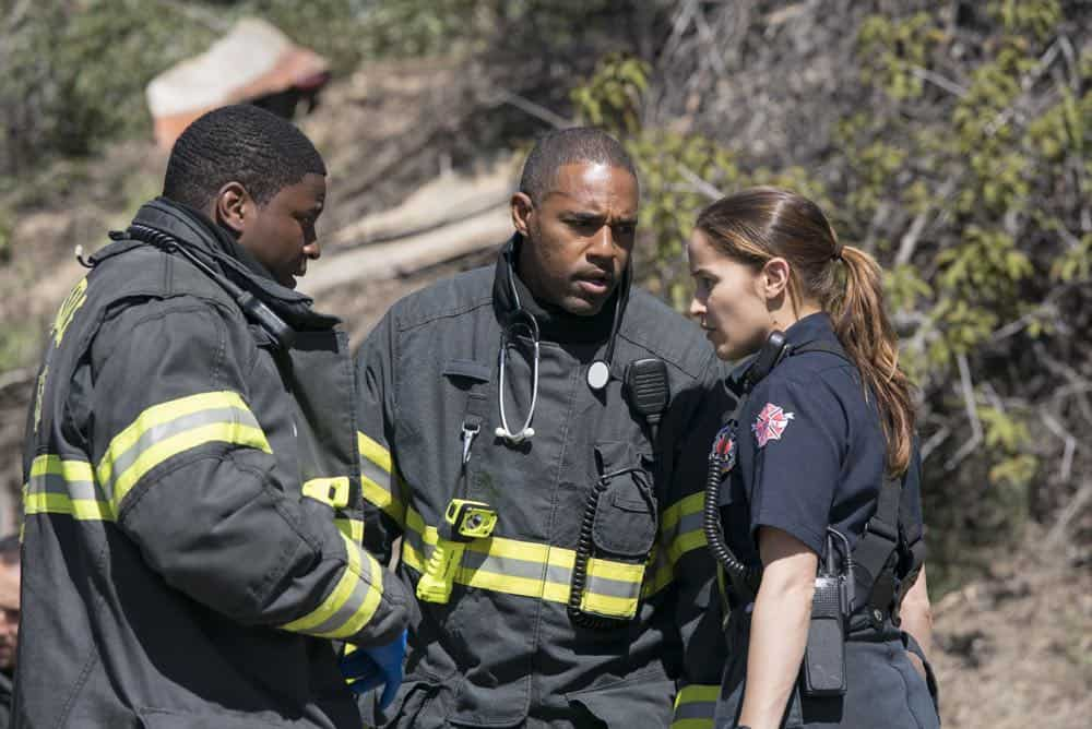Station 19 Episode 8 Season 1 Every Second Counts 14