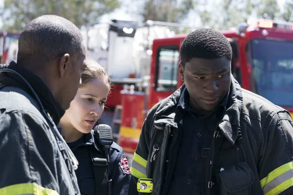 Station 19 Episode 8 Season 1 Every Second Counts 21