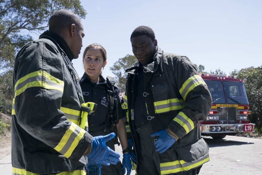 Station 19 Episode 8 Season 1 Every Second Counts 23