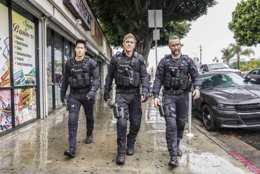 SWAT Episode 20 Season 1 Vendetta 07