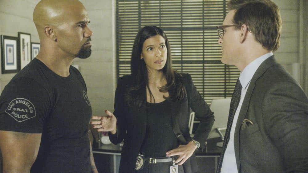 SWAT Episode 20 Season 1 Vendetta 13