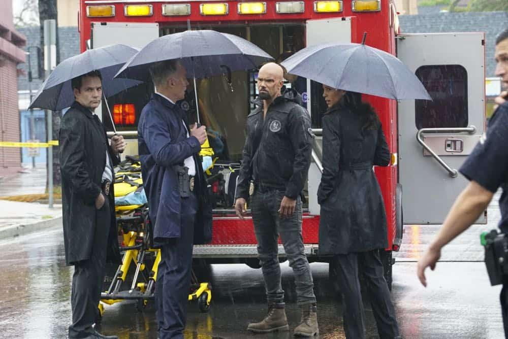 SWAT Episode 20 Season 1 Vendetta 01