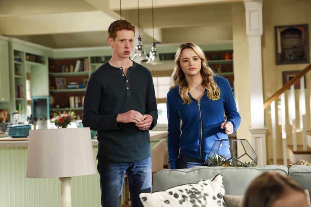 Life In Pieces Episode 20 Season 3 Lingerie Cookbook Gamble Surrogate 02