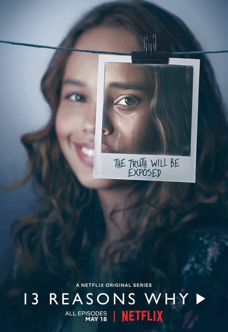 13 Reasons Why Season 2 Poster Alisha Boe