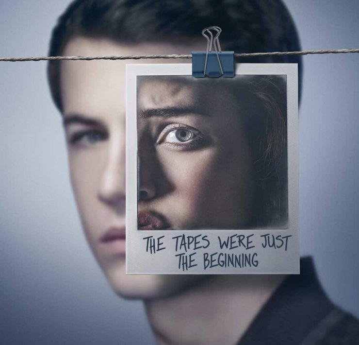 13 Reasons Why Season 2 Poster Dylan Minnette