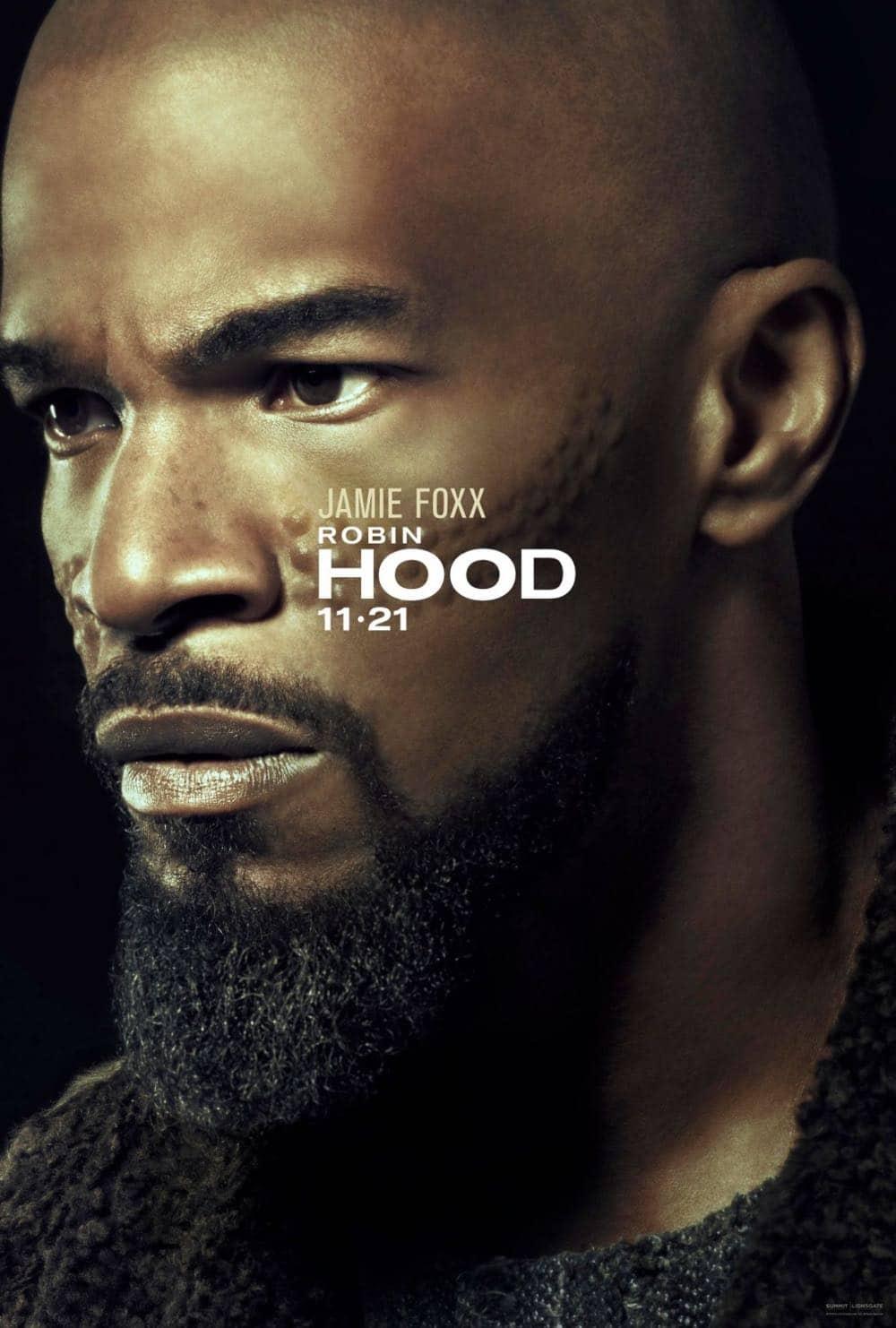 Robin Hood 2018 Poster Jamie