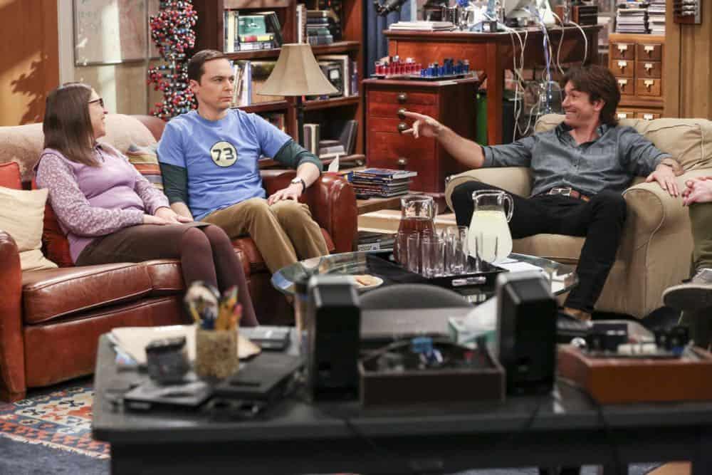 The Big Bang Theory Episode 24 Season 11 The Bow Tie Asymmetry 11