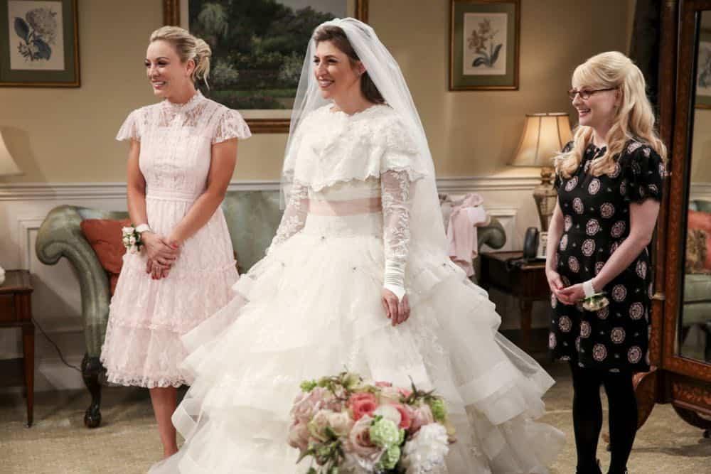 The Big Bang Theory Episode 24 Season 11 The Bow Tie Asymmetry 19