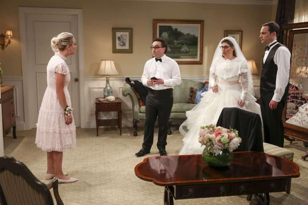 The Big Bang Theory Episode 24 Season 11 The Bow Tie Asymmetry 20