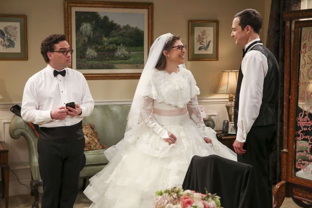 The Big Bang Theory Episode 24 Season 11 The Bow Tie Asymmetry 21