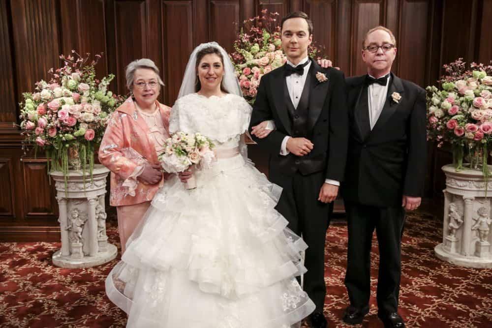 The Big Bang Theory Episode 24 Season 11 The Bow Tie Asymmetry 22
