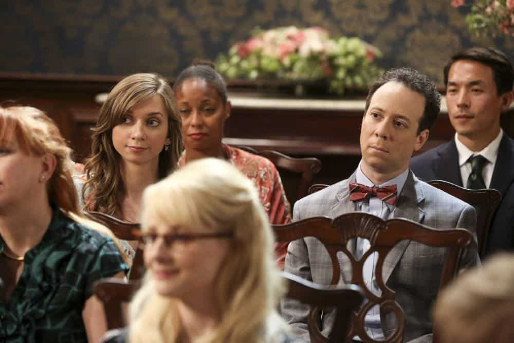 The Big Bang Theory Episode 24 Season 11 The Bow Tie Asymmetry 06