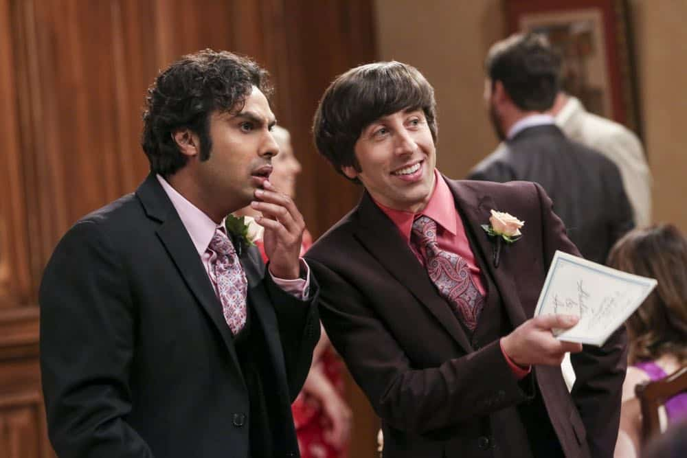 The Big Bang Theory Episode 24 Season 11 The Bow Tie Asymmetry 08