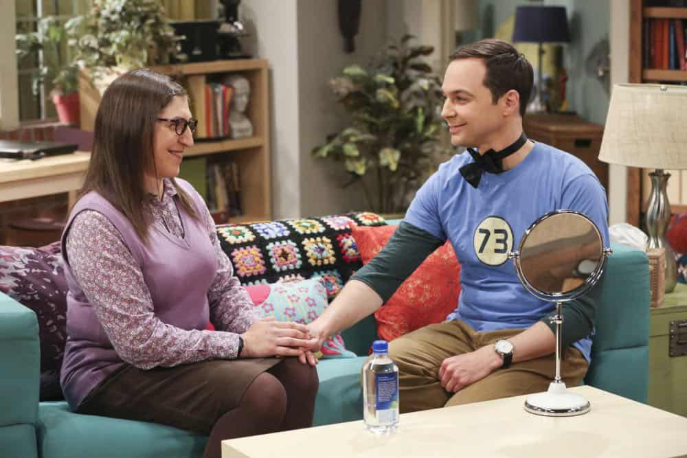 The Big Bang Theory Episode 24 Season 11 The Bow Tie Asymmetry 09
