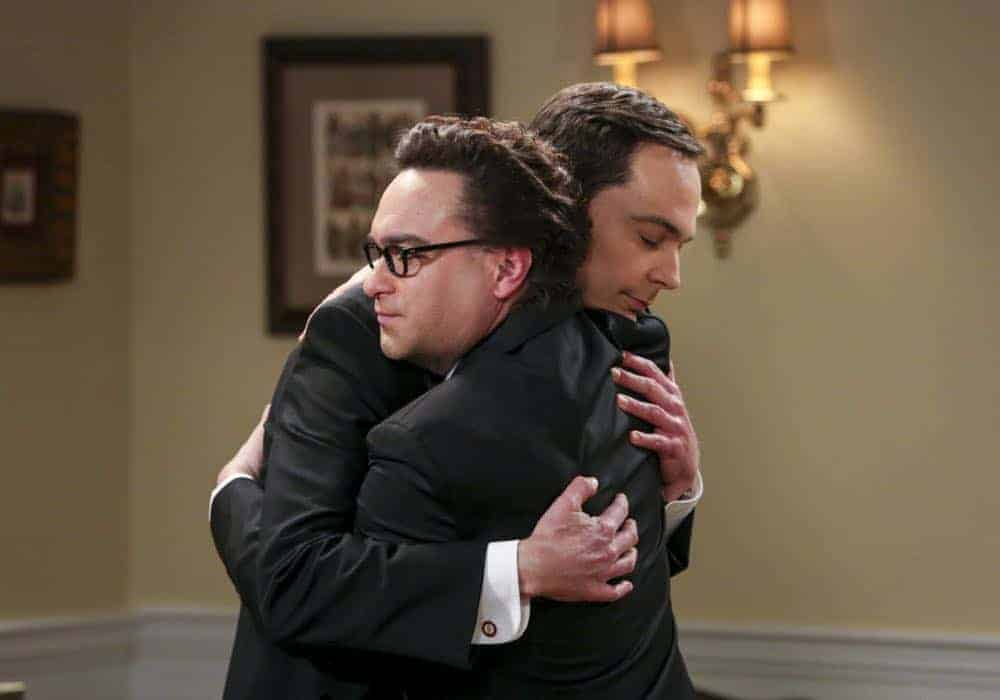 The Big Bang Theory Episode 24 Season 11 The Bow Tie Asymmetry 01