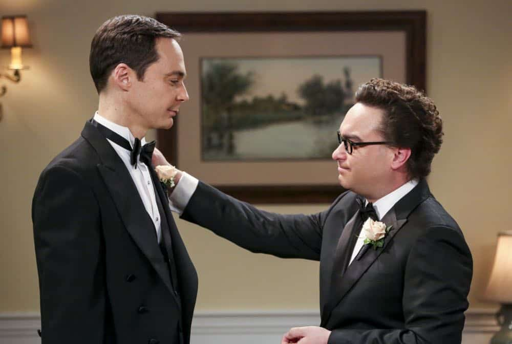 The Big Bang Theory Episode 24 Season 11 The Bow Tie Asymmetry 02