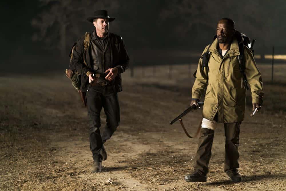 Fear The Walking Dead Episode 4 Season 4 Buried 20