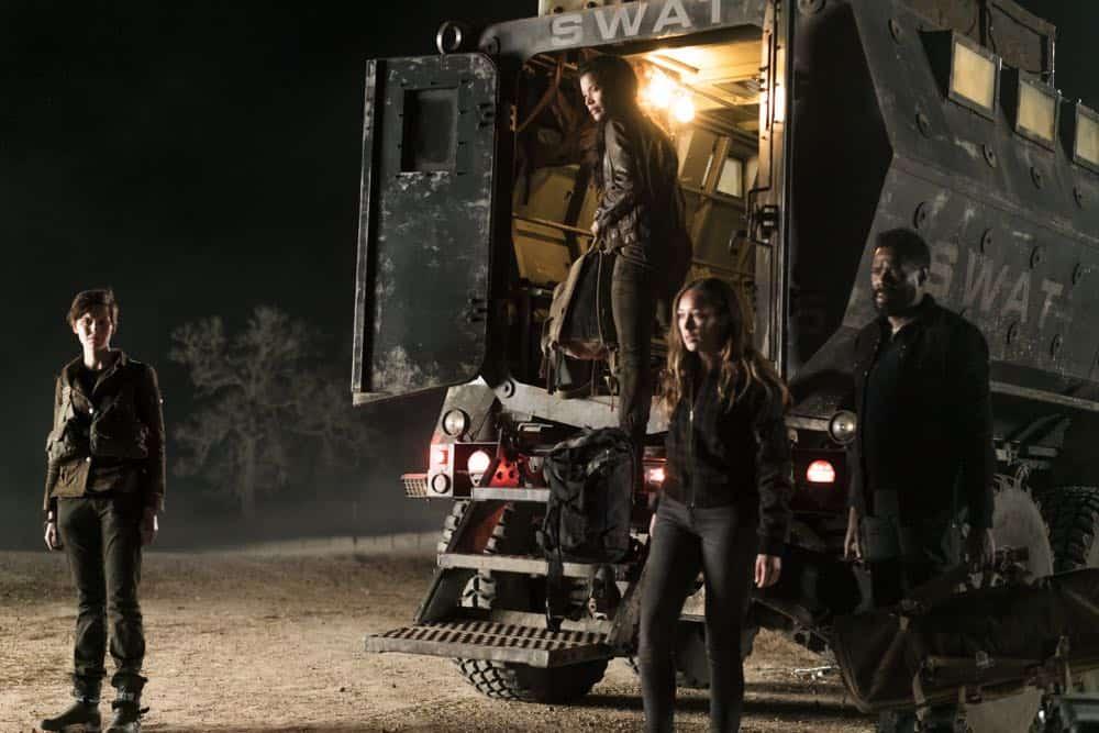 Fear The Walking Dead Episode 4 Season 4 Buried 18