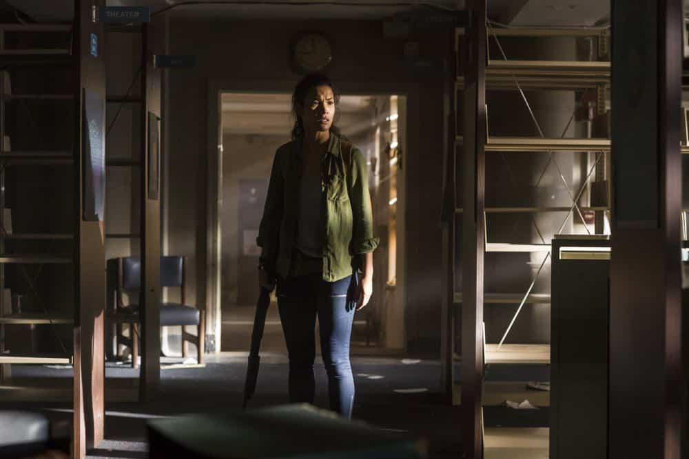 Fear The Walking Dead Episode 4 Season 4 Buried 12