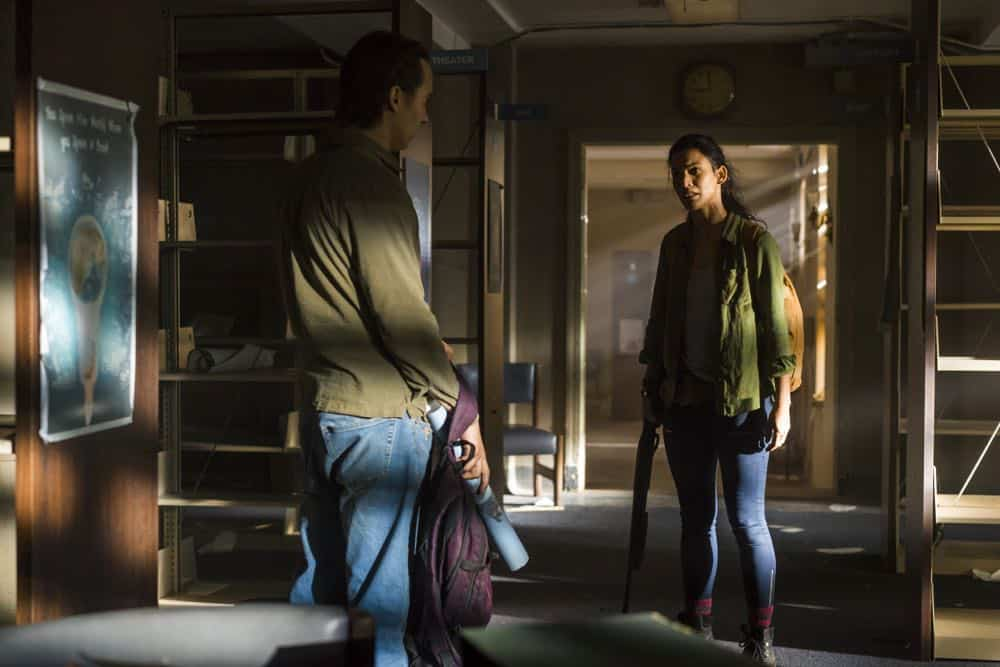 Fear The Walking Dead Episode 4 Season 4 Buried 13