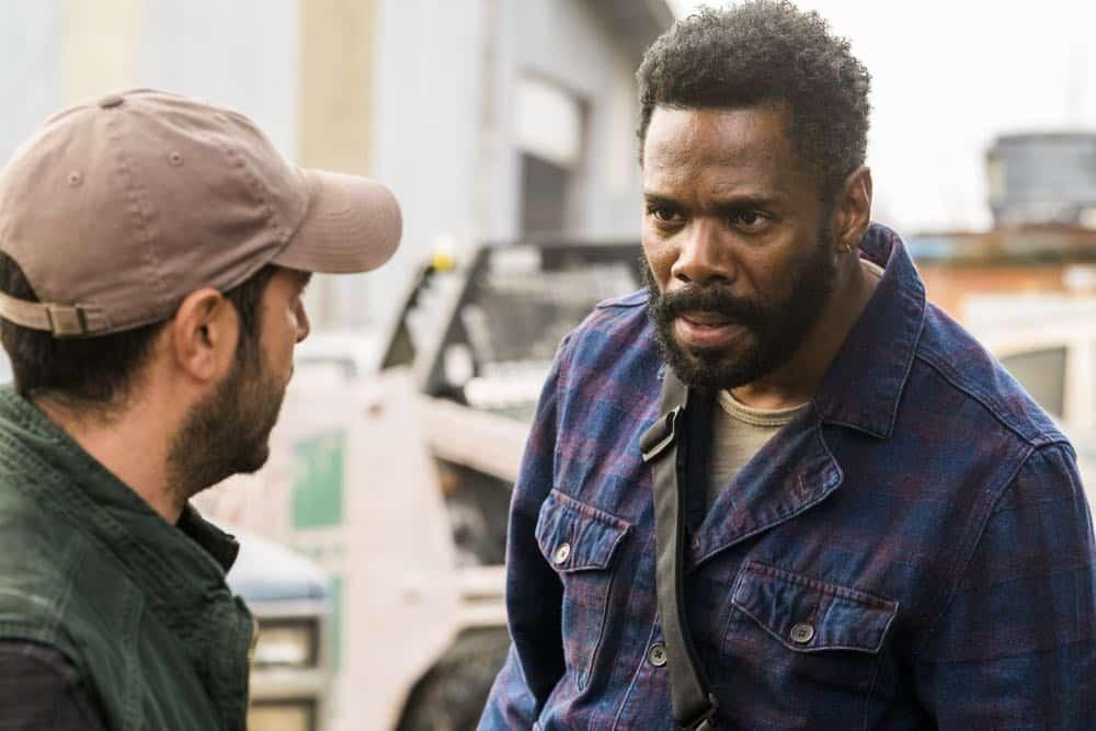 Fear The Walking Dead Episode 4 Season 4 Buried 06