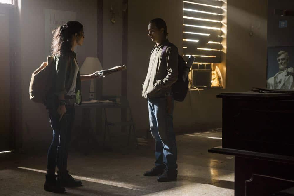 Fear The Walking Dead Episode 4 Season 4 Buried 09