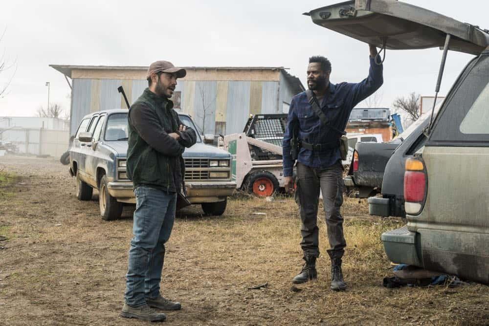 Fear The Walking Dead Episode 4 Season 4 Buried 05