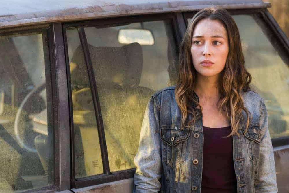 Fear The Walking Dead Episode 4 Season 4 Buried 02