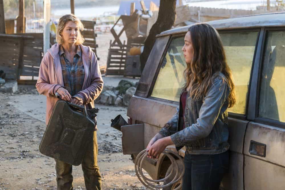 Fear The Walking Dead Episode 4 Season 4 Buried 03