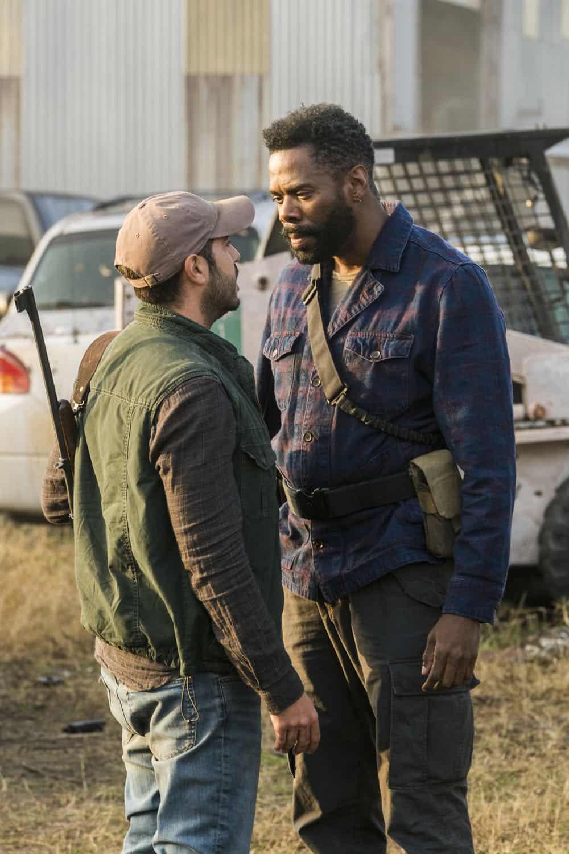 Fear The Walking Dead Episode 4 Season 4 Buried 04
