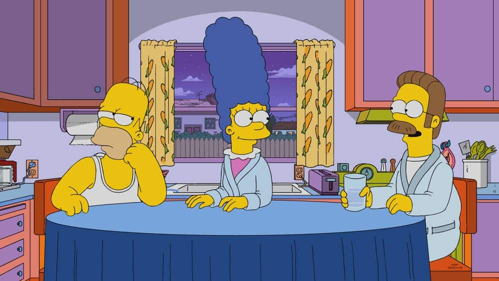The Simpsons Episode 19 Season 29 Left Behind 4