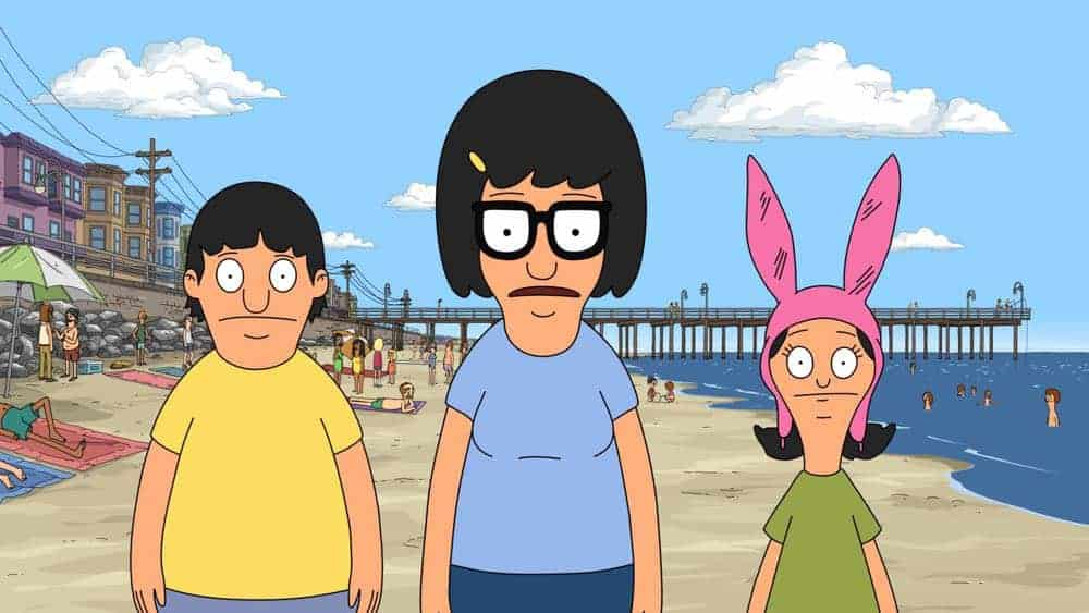 Bobs Burgers Episode 17 Season 8 Boywatch 1