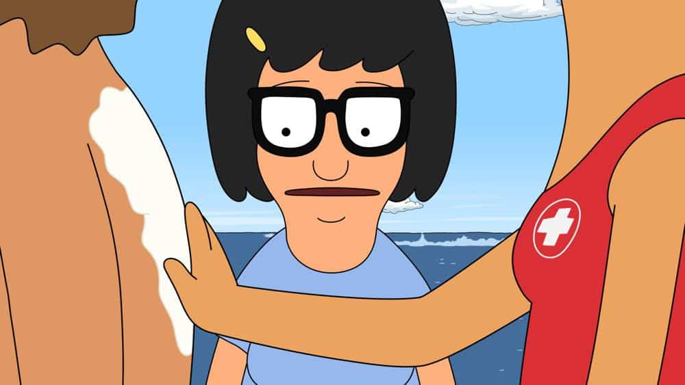 Bobs Burgers Episode 17 Season 8 Boywatch 2