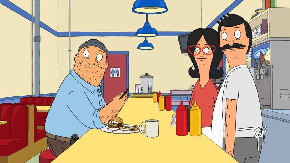 Bobs Burgers Episode 17 Season 8 Boywatch 3