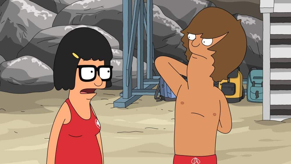 Bobs Burgers Episode 17 Season 8 Boywatch 4
