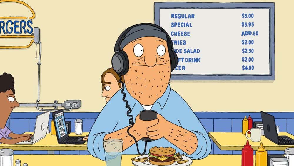 Bobs Burgers Episode 17 Season 8 Boywatch 6