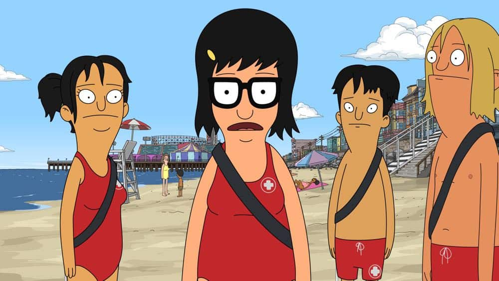 Bobs Burgers Episode 17 Season 8 Boywatch 7