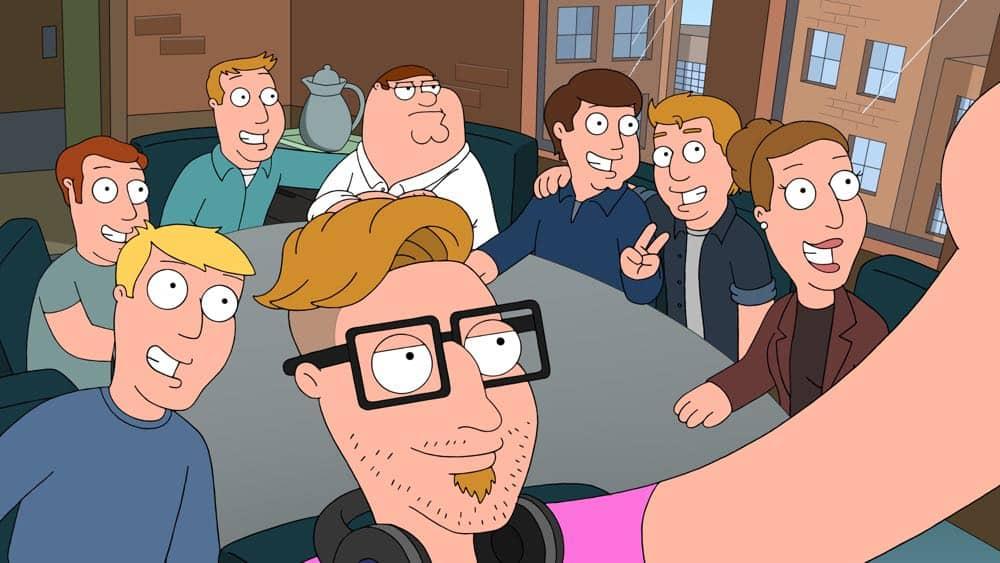 Family Guy Episode 18 Season 16 HTTPete 1