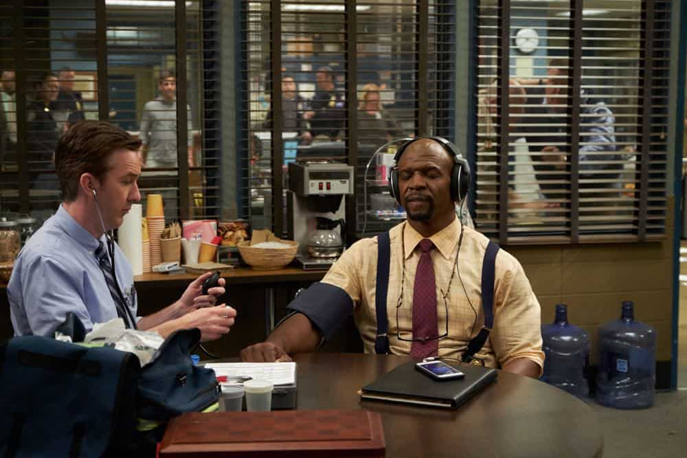 Brooklyn Nine Nine Episode 20 Season 5 Show Me Going 03