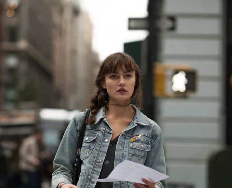 Ella Purnell (Tess)- Sweetbitter Season One