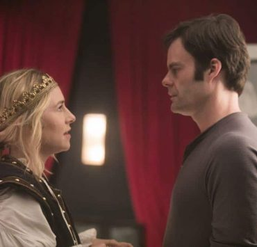 Episode 7 (debut 5/6/18): Sarah Goldberg, Bill Hader. photo: Jordin Althaus/HBO