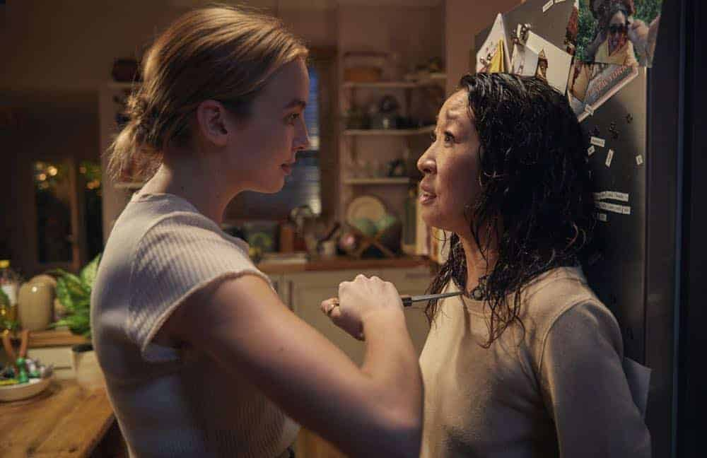 Killing Eve Episode 5 Season 1 I Have a Thing About Bathrooms 3