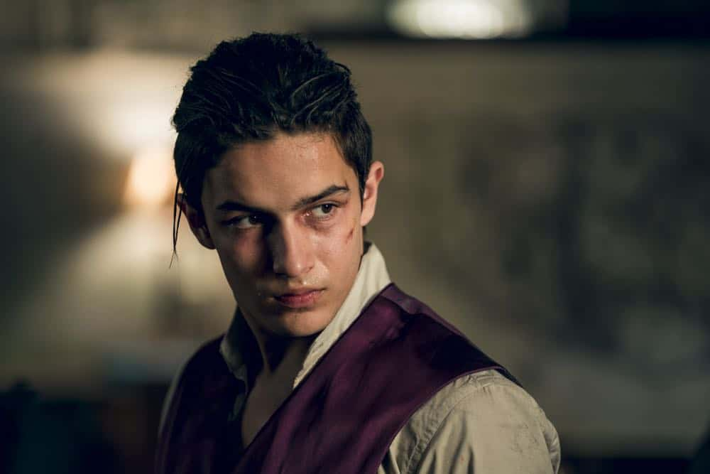 Into The Badlands Episode 3 Season 3 Leopard Snares Rabbit 19