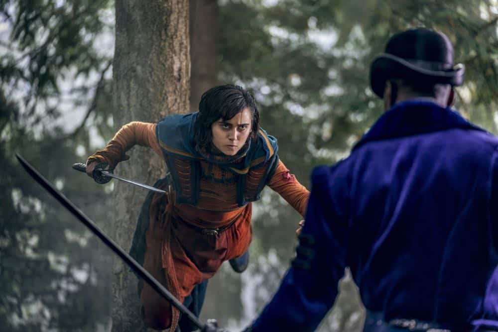 Into The Badlands Episode 3 Season 3 Leopard Snares Rabbit 12