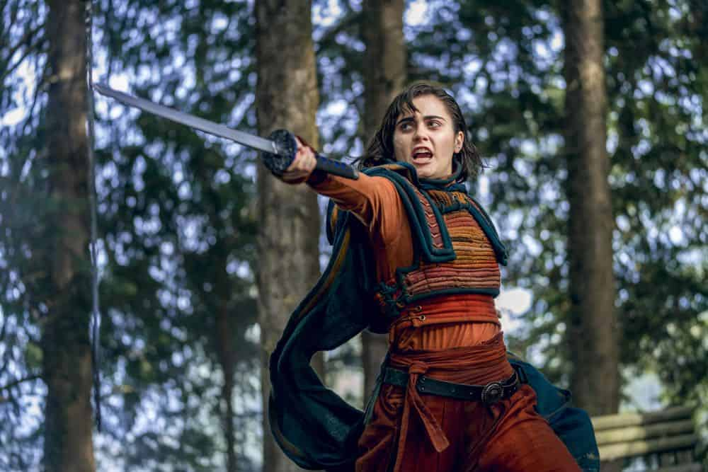 Into The Badlands Episode 3 Season 3 Leopard Snares Rabbit 14