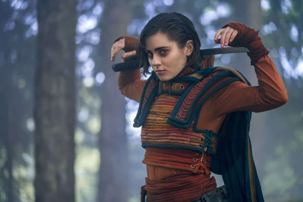 Into The Badlands Episode 3 Season 3 Leopard Snares Rabbit 15